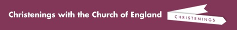 Church of England Christenings Website