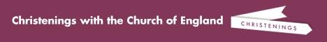Church of England Christenings Website
