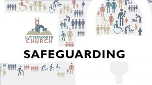 New Safeguarding Policy