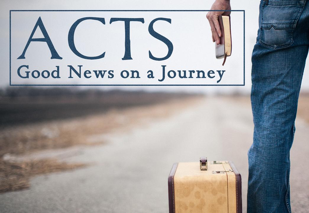 Good News on a Journey – The Gospel vs Boundaries