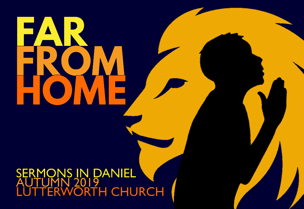 Daniel – Where is God… When There's Pressure To Conform