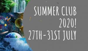 Ancient Explorers – Summer Club 2020