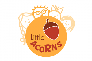 Little Acorns: Activities to try at home
