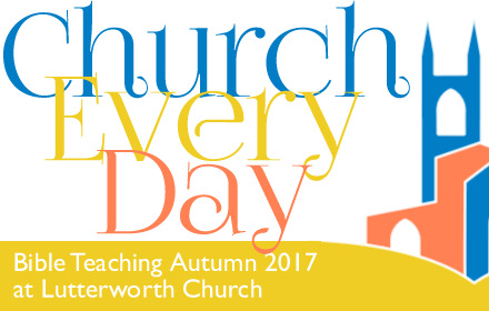 Church Every Day – 2: TELL